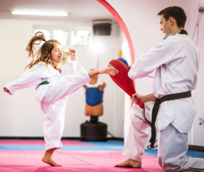 Martial Arts School Insurance Page Left Image